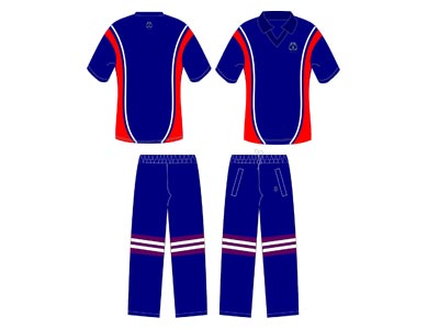 Cricket 20/20 Uniforms