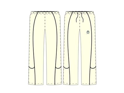 Cricket Cream Pants