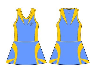 Netball Two Pieces