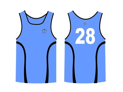 Athletic Running Singlets