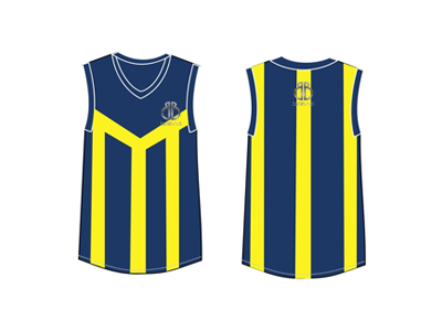 Sublimated AFL Jerseys