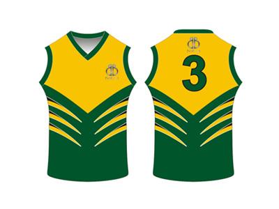 AFL Jerseys 01