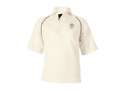 Sublimated Cricket Cream Shirts