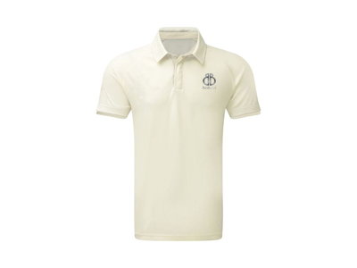 Cricket Cream Shirt