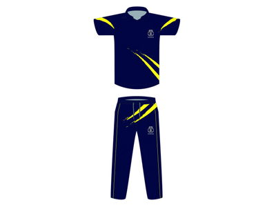 Sublimated Cricket One Day