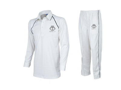 Cricket Test Whites