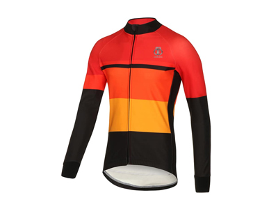 Sublimated Cycling Jackets