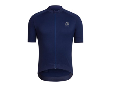 Blue Cycling Jersey
