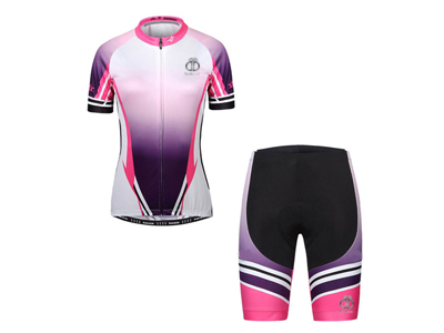 Sublimated Cycling Suits