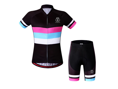 Collar Cycling Suits