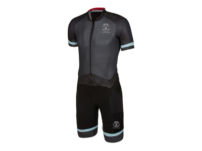 Black Cycling Suits