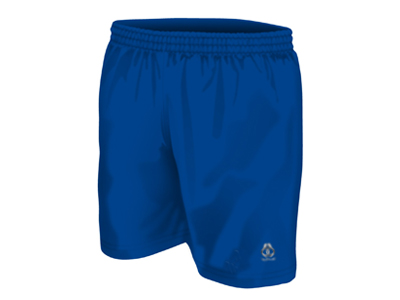 Blue Hockey Shorts