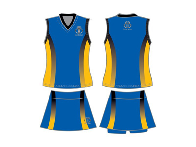Sublimated Netball Two Pieces