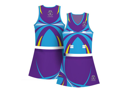 Women Netball Two Pieces