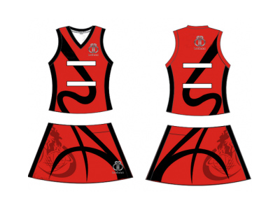 Custom Netball Two Pieces