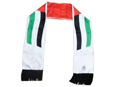World Flag Scarfs
