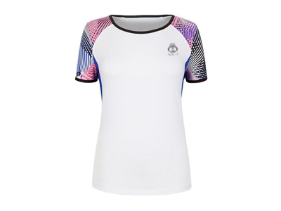 Round Neck Tennis Tops